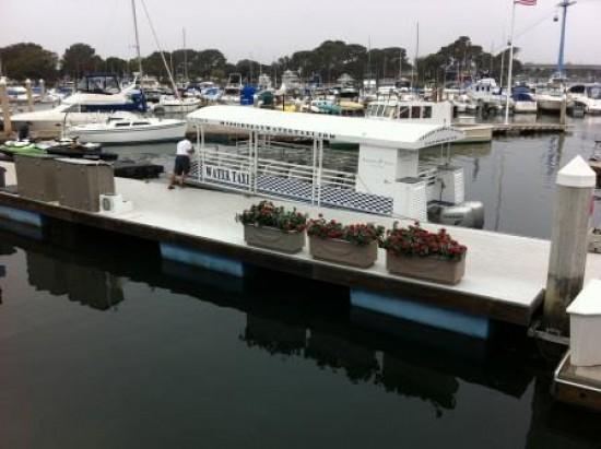 water taxi marina