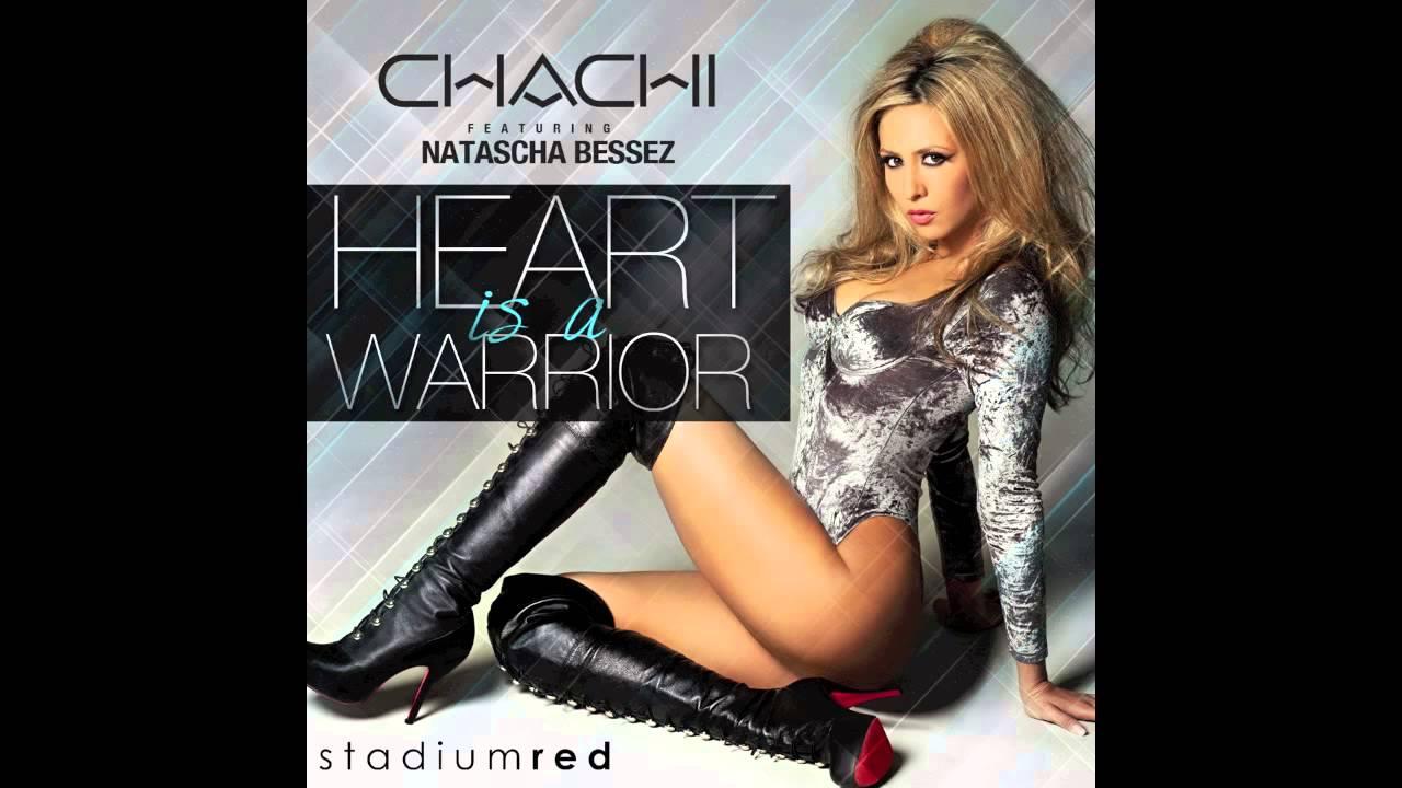 """Natascha Bessez """"Heart is a Warrior"""""""