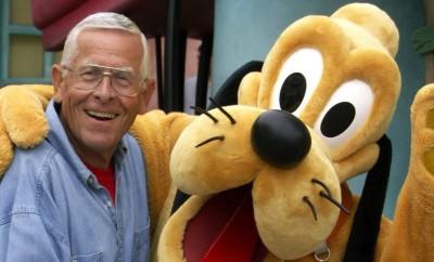 Bob Gurr and Pluto.
