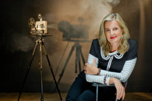 Director Gillian Armstrong. Photo by Tim Baure