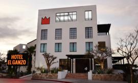 "The real-life hotel in ""El Ganzo."""