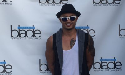 Los Angeles Blade launch at West Hollywood's Pump.