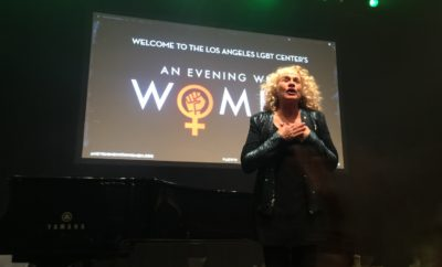 Carole King at 2017 An Evening With Women