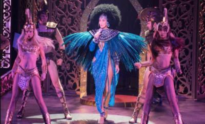 Cher in Vegas