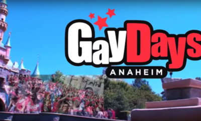 Gay Days Anaheim are coming to Disneyland Oct. 6-8.