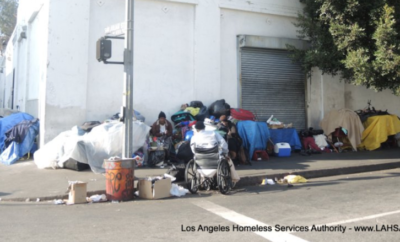 LA Homeless Services Authority