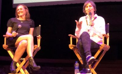 "Molly Shannon, Madeleine Olnek discuss ""Wild Nights With Emily"""