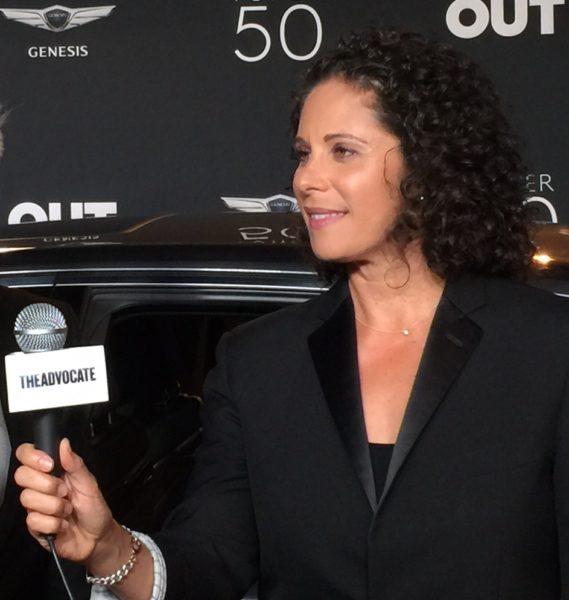 Dana Goldberg, host