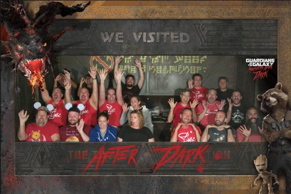 After Dark, Disneyland Gay Days.