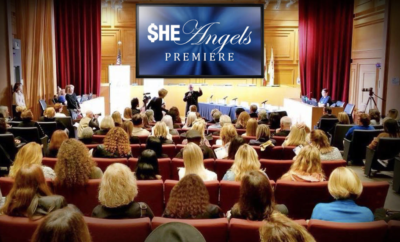 'She Angels' premieres in West Hollywood.